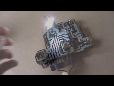 How-to make super bright led car backlight for old cars