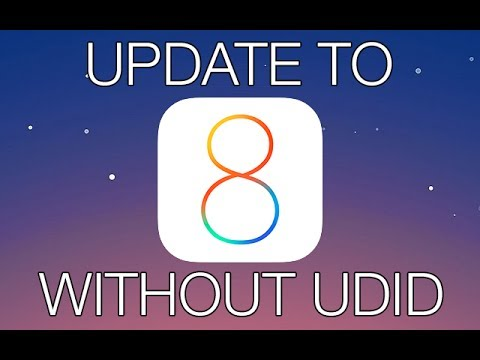 How to Update to iOS 8 Beta WITHOUT UDID Registration