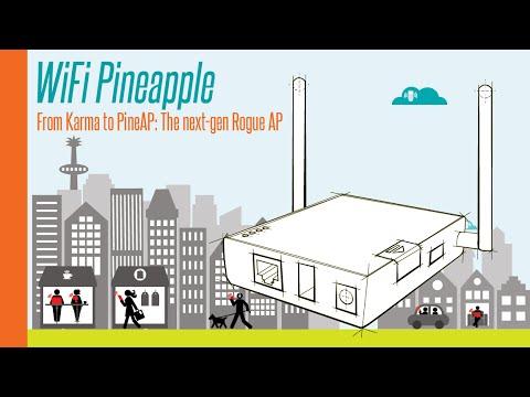 WiFi Pineapple 2.0.2 Firmware - PineAP