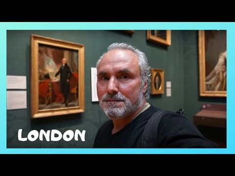 LONDON, what to see in the NATIONAL GALLERY, the most famous portraits