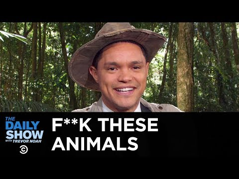 F**k These Animals - Polar Bears in Russia & Pablo Escobar's Hippos in Colombia | The Daily Show
