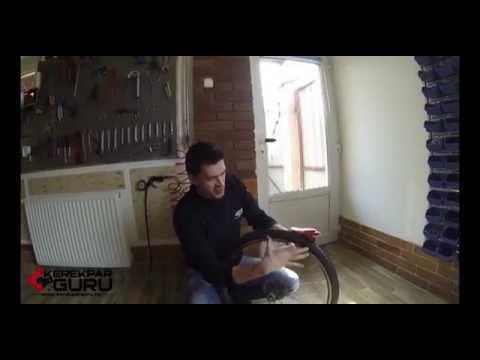Nem illeszkedik a kerékpár gumiköpeny a felnin? Pattintsuk a helyére! :)