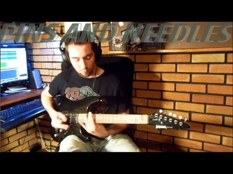 Nonpoint - Pins And Needles (Guitar Cover)