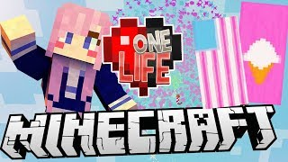 Cute Banners! | Ep. 17 | Minecraft One Life