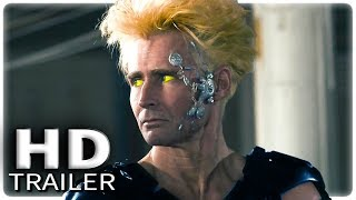 CROSSBREED Official Trailer (2017) Sci-Fi Movie Trailer HD