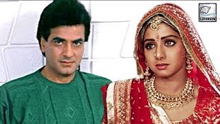 Jeetendra WANTED To Act With Sridevi In Every Films
