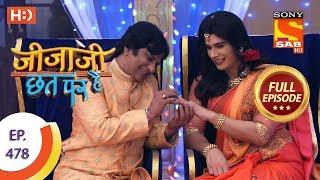 Jijaji Chhat Per Hai - Ep 478 - Full Episode - 11th November, 2019