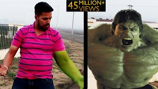Download The Hulk Transformation Episode 1 | A Short film VFX Test Video