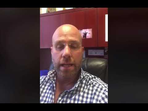 Joey Hodgins Facebook Live 11-15-17- Workers' Compensation