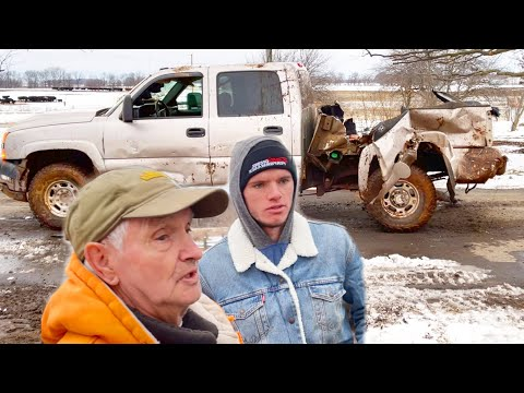 Destroying my Grandpas Truck and not buying him a new one