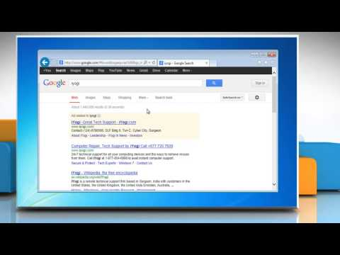 How to change text size in Internet Explorer® 10 Preview on Windows® 7 PC
