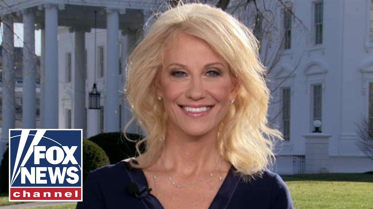 Conway calls Dems' latest impeachment antics 'embarrassing' and 'desperate'