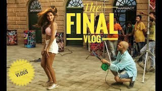 "Munna Michael Vlogs- ""The Final One"" with Tiger Shroff & Nidhhi Agerwal"