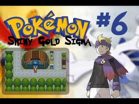 Pokémon Shiny Gold Sigma Ep.6 Morty