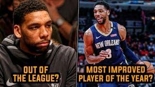 How Jahlil Okafor Is SAVING His NBA Career!