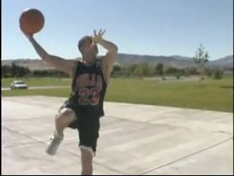 How to Shoot a Basketball : How to Shoot Sky Hook Shots in Basketball