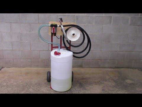 Diesel Fueling Station under $100
