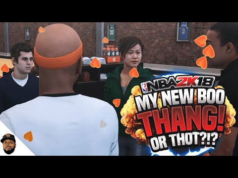 NBA 2K18 MyCAREER - MEETING MY NEW GIRLFRIEND! Could She Be A Thot Ep. 23 (PS4 Pro Gameplay)