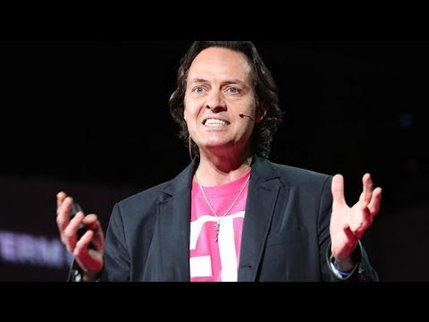 You're Getting Raped by AT&T and Verizon, Says T-Mobile CEO