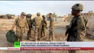 US will no longer disclose data on its troops in Iraq & Syria to surprise ISIS