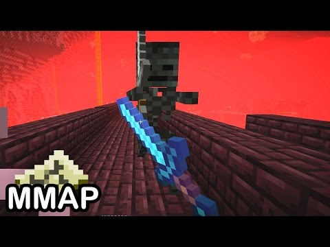Minecraft: Killing Wither Skeletons (625)
