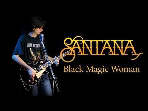 Santana - Black Magic Woman; Cover by Andrei Cerbu