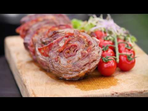 Steak Pin Wheels - Easy and delicious