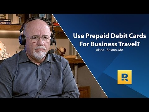 Should I Use Prepaid Debit Cards For Travel?