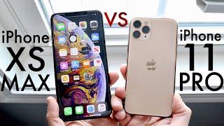 iPhone 11 Pro Vs iPhone XS Max! (Comparison) (Review)