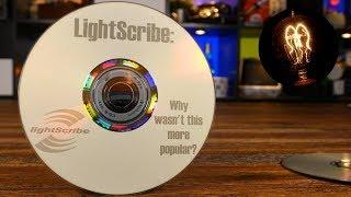 LightScribe: HP's Clever Twist on the CD Burner