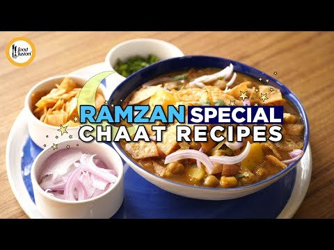 Ramzan Special Chaat Recipes by Food Fusion