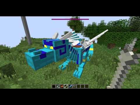 minecraft mod dragon mount 1.5.2