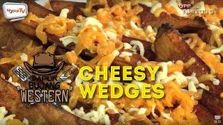 Dapurbujang Western Cheesy Wedges