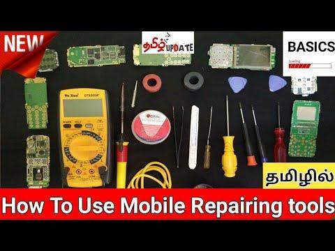 Mobile phone repairing Class in tamil | mobile service classes | Tamil update