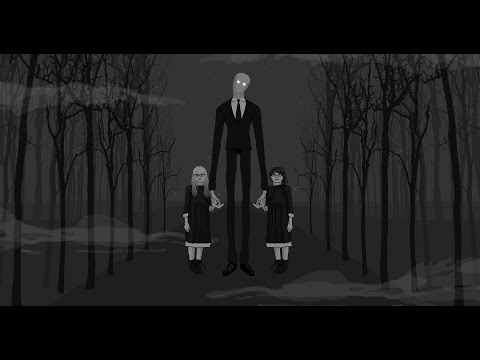 How to spawn the slender man minecraft