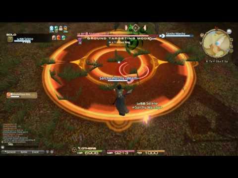 Final Fantasy XIV  A Realm Reborn   Shot with GeForce GTX