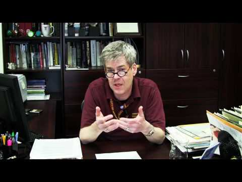 Depression in Graduate Studies, What are the Signs? (by Dr. Gary Christenson, MD)