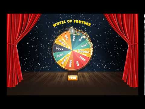 Wheel of fortune AE