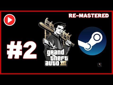 Grand Theft Auto 3 Gameplay Walkthrough Part 2 | 1080p HD Remastered