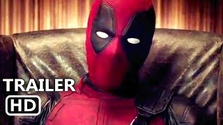 DEADPOOL 2 New Trailer Teaser # 3 (2018) Tattoo, Ryan Reynolds Marvel Superhero Movie HD
