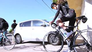 Behind the Scenes with Ian Boswell & Team Sky