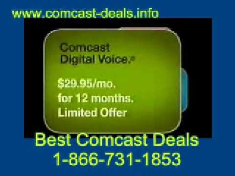 Comcast Deals - Save More On Cable Internet Bundles
