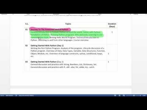 পাইথন কোর্স ওভারভিউ, কি কেন কিভবে শিখতে পারি - Python Course Overview
