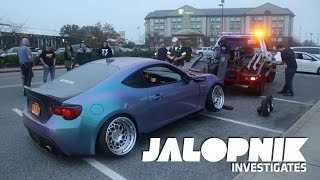 Watch What Happens At America's Most Ticketed Car Show | Jalopnik Investigates