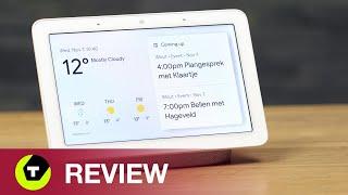 Google Home Hub Review - Slimme speaker en fotolijst in één