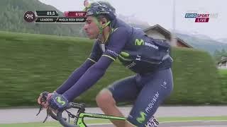 Cycling - Giro d'Italia 2014 - Stage 18