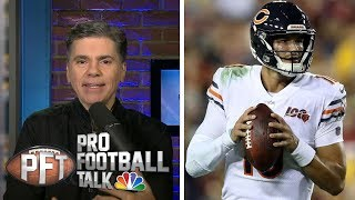 Are the Chicago Bears are back after dismantling Dallas Cowboys? | Pro Football Talk | NBC Sports