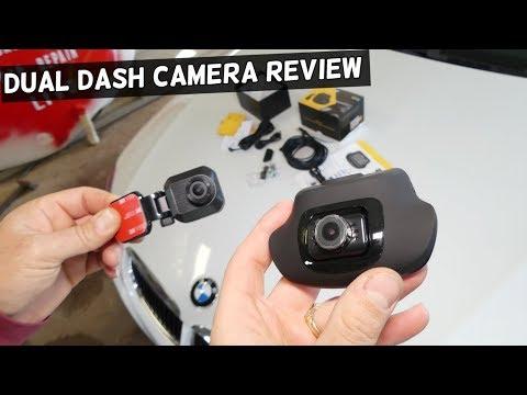Z-EDGE DUAL DASH DASH CAMERA PRODUCT REVIEW. INSTALLATION KIT + 16GB SD CARD