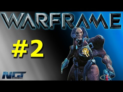 WARFRAME Walkthrough Ep.2 - Battle Time with Vor▐ Warframe (PC)