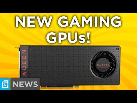 NEW AMD Graphics Cards! X Series?!